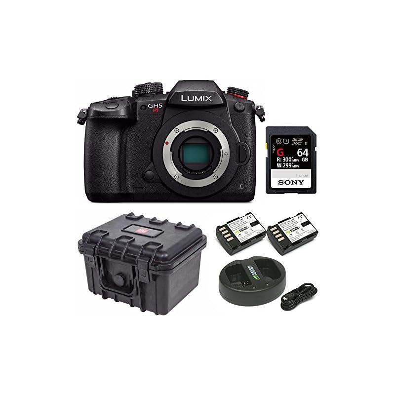 Panasonic GH5 Lumix C4K Mirrorless Camer