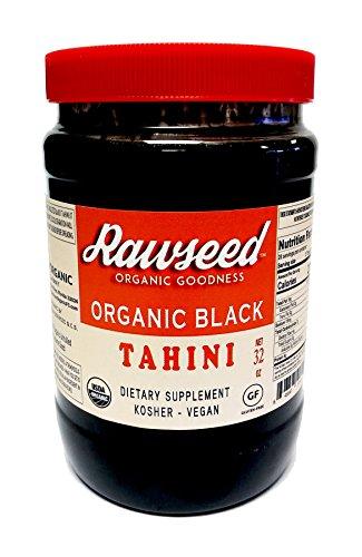 Rawseed Organic Black Tahini Vegan product image