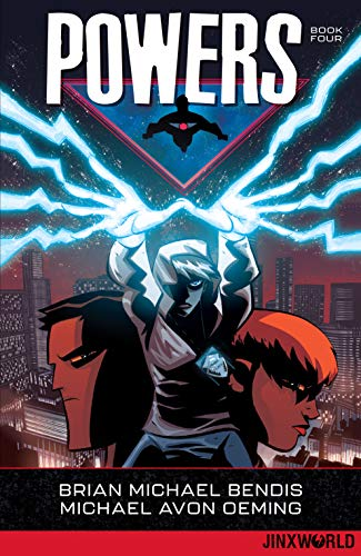 Pdf Graphic Novels Powers Book Four