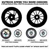 Kutrick Complete 2pcs 110mm Pro Stunt Scooter