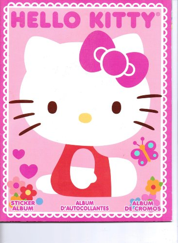 Hello Kitty Album (Wooky Hello Kitty Sticker Album)