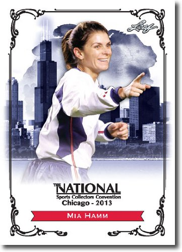 Mia Hamm World Cup - 3