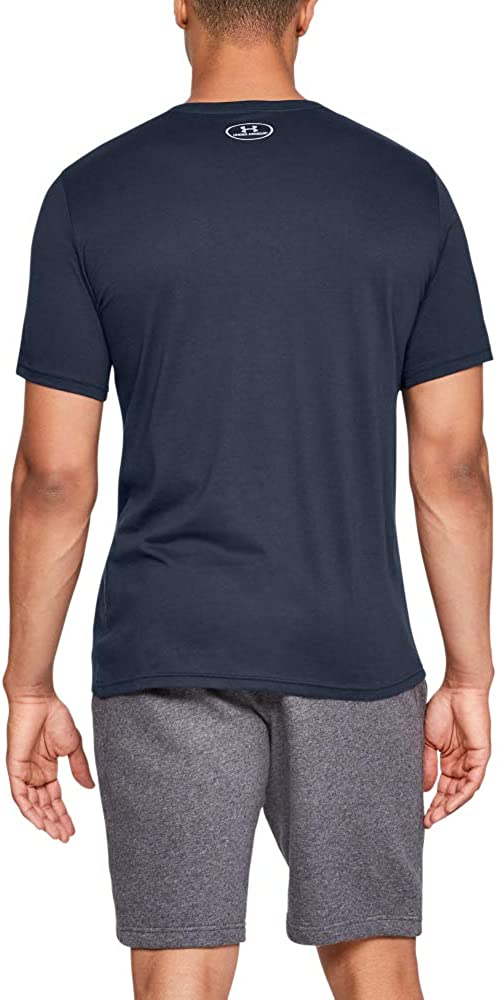 Under Armour Men's Boxed Sportstyle Short Sleeve T-shirt: Clothing