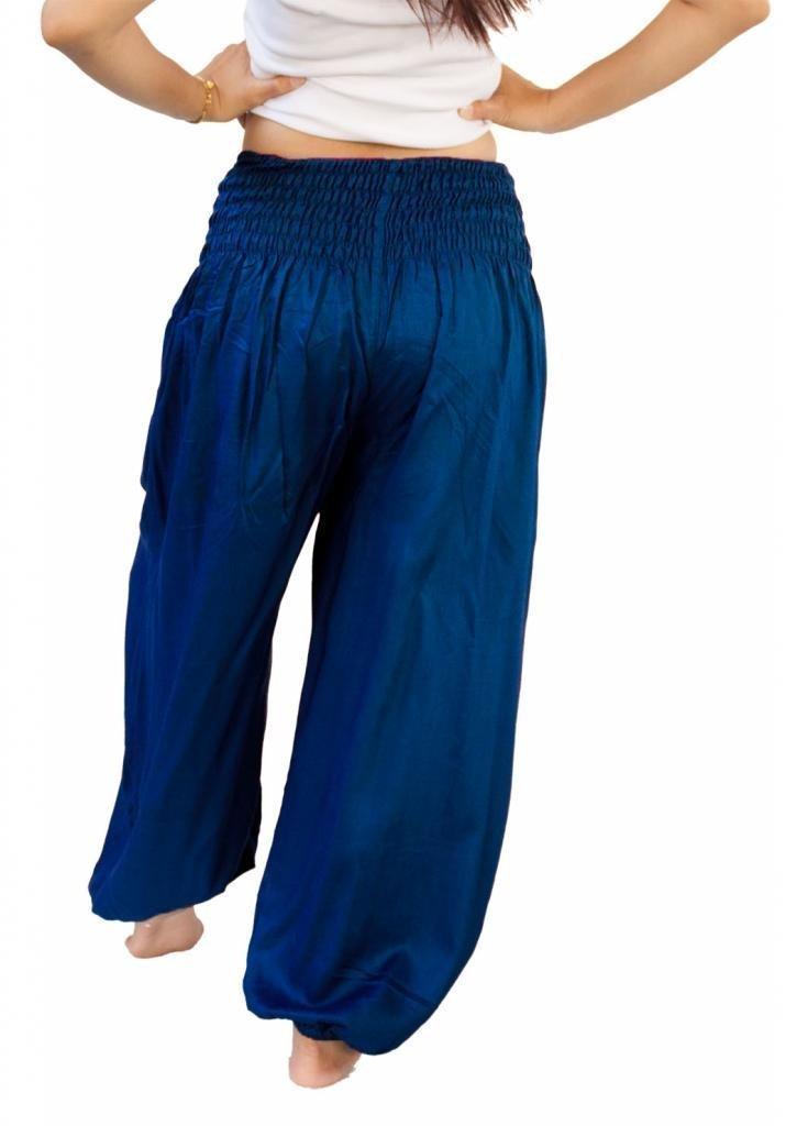 Complexone Genuine Rayon Hippie Boho Genie Ali Baba Aladdin Harem Pants Trousers