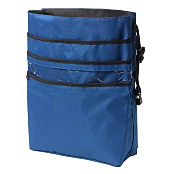 Drive Medical Agewise Back of Wheelchair Organizer, Blue by Drive Medical