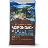 Adirondack Pet Food 22470 Adult Specially Formulated For Large Breed Dogs, 15Lb.