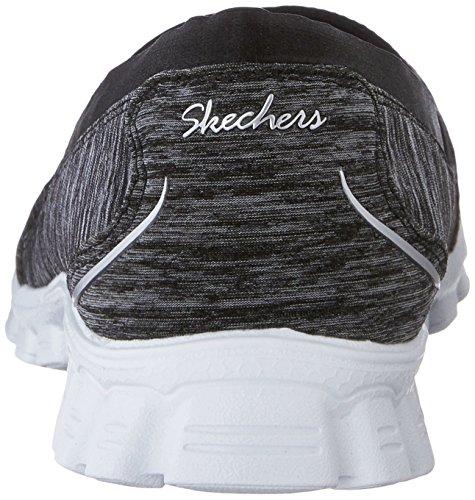 Quipster Bkw Ez Mujer 2 Skechers Negro negro Zapatillas Flex 7BOwxx8tq