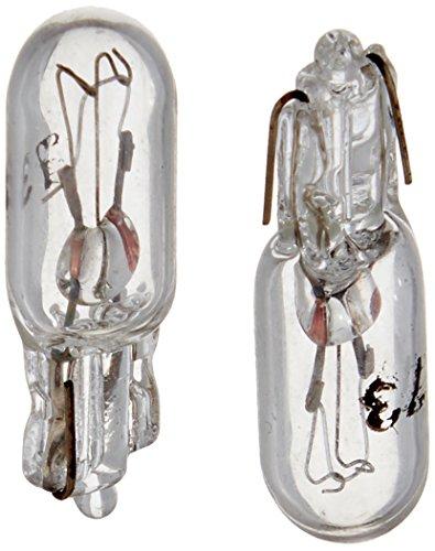HELLA 73TB Twin Blister Standard Miniature 73 Bulbs, 12V, 1.1W, 2 Pack