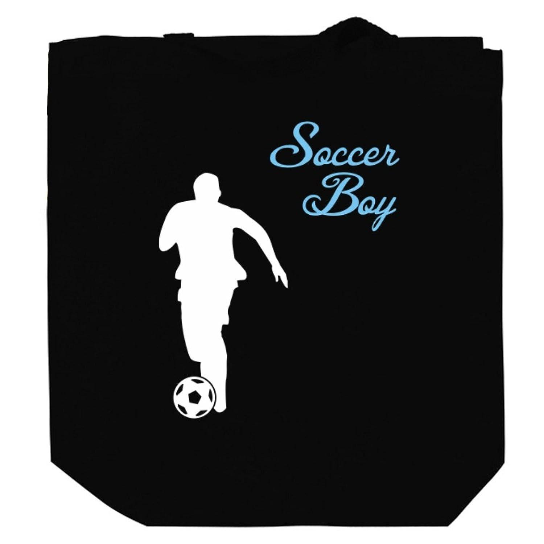 Soccer boy Canvas Tote Bag