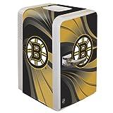 Boelter Brands NHL Boston Bruins Portable Party Fridge, 15 Quarts