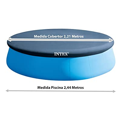 Intex Round Easy Set Pool Cover