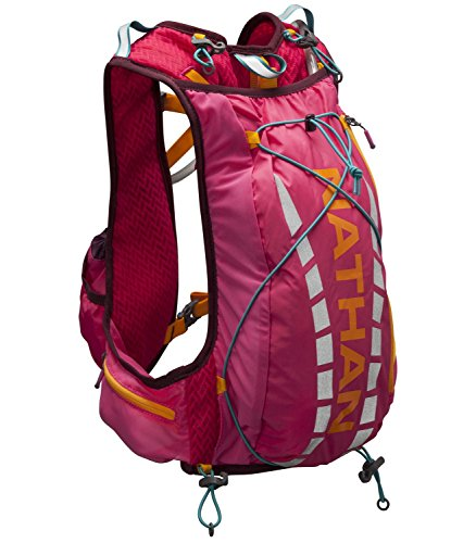 Nathan VAPORAIRESS Women's Race Vest Hydration Pack +bladder - Sparkling...