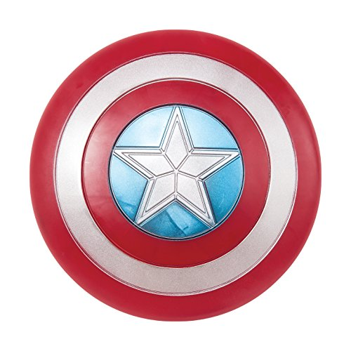 Captain America New Costume Avengers (Rubies Captain America: The Winter Soldier Retro Costume Shield, 12
