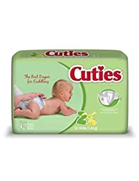 Cuties Premium Baby Diapers, Size 2, Pk/42 BOBEBE Online Baby Store From New York to Miami and Los Angeles