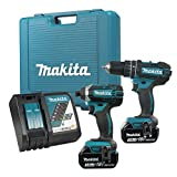 Makita LXT211 18-Volt LXT Lithium-Ion Cordless 2-Piece Combo Kit (Discontinued by Manufacturer)
