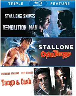 Sylvester Stallone Triple Feature (Demolition Man / Over the Top / Tango & Cash)