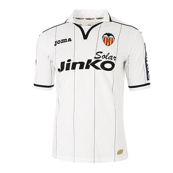 Joma Valencia C.F. - Camiseta de fútbol, 2012-13, XXL: Amazon.es: Ropa y accesorios