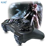 PS3 Controller Wireless Dualshock Joystick - KLNO PS39 (2017 New) Bluetooth Gamepad Sixaxis, Super power, USB Charger, Sixaxis, Dualshock3 including 1 cable For Playstation 3