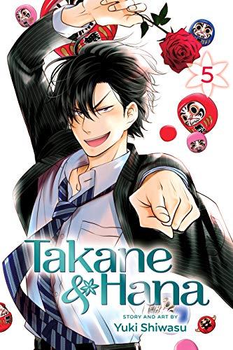 Takane & Hana, Vol. 5 (Best Male Anime Characters To Cosplay)