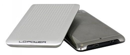 25 opinioni per LC-Power LC-PRO-25BU Case Esterno per Interfacia SATA I, II, USB 2.0 e 1.1,