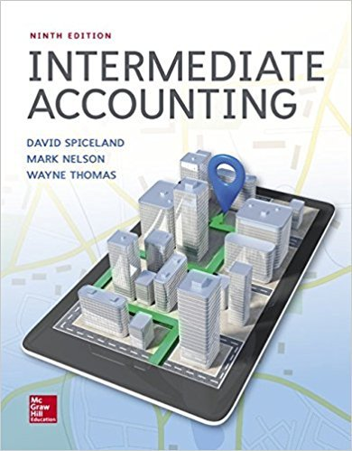 Intermediate Accounting W/Access
