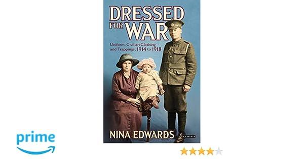 Dressed for War  Uniform cb1c10397