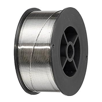 Diámetro 0,8 mm MIG acero inoxidable 308LSi - V2 A - 1.4316 ...