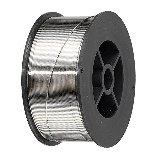 Ø 0,6mm Edelstahl MIG Schweißen Draht 316LSi–V4A–1.4430, 1,00kg 450Meter Sadevinox