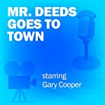 Mr. Deeds Goes to Town: Classic Movies on the Radio | Lux Radio Theatre