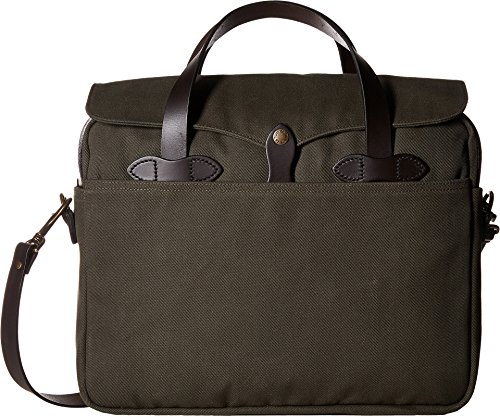 Filson Unisex Original Briefcase Otter Green 1 Briefcase by Filson