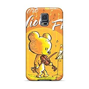 AaronBlanchette Samsung Galaxy S5 Shock Absorption Hard Cell-phone Case Allow Personal Design Fashion The Croods Pictures [Uim5754kvCj]