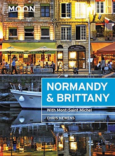 Moon  Normandy & Brittany: With Mont-Saint-Michel (Travel Guide)...