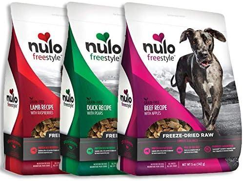 Nulo Freeze Dried Raw Dog Food