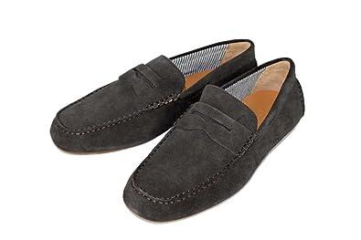 Armani Jeans06588 - Caña Baja Hombre, Color Marrón, Talla 40: Amazon.es: Zapatos y complementos