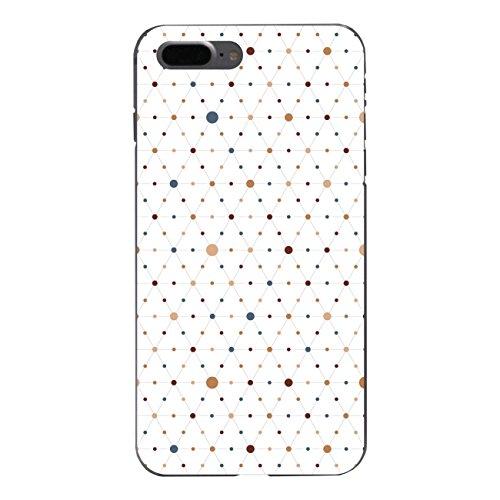 "Disagu SF-sdi-5317_1174#zub_cc6758 Design Schutzhülle für Apple iPhone 7 Plus - Motiv ""Bunte Punkte"""