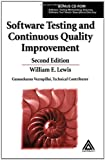 Software Testing and Continuous Quality Improvement, W. H. C. Bassetti and William E. Lewis, 0849325242