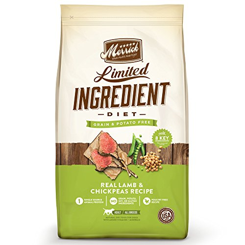 Merrick Limited Ingredient Diet