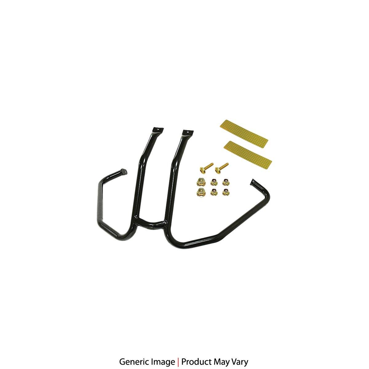 Sports Parts Inc - SM-12516 - Front Bumper, Black