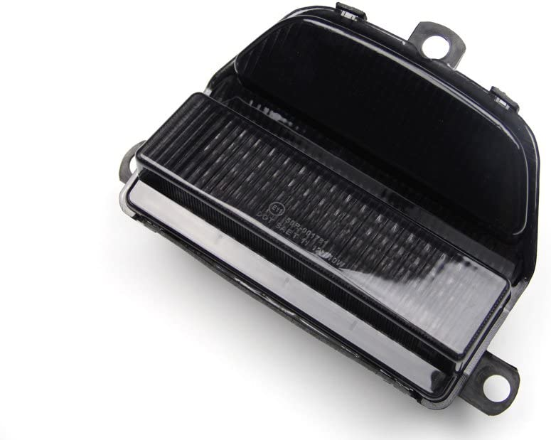 LED-Bremslicht mit integrierten Blinker f/ür Honda Cbr 900RR 1993//1997 Get/önt