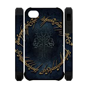 The Lord of the Rings Movie IPhone 4/4S Dual Hard Cover Case