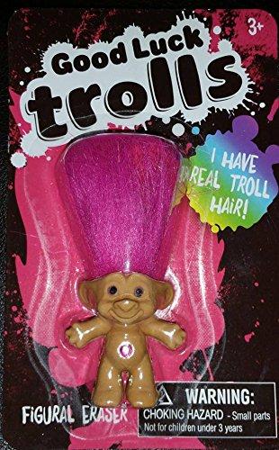 Mini Troll Doll