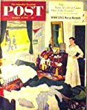 img - for Saturday Evening Post October 22 1955 Vol 228 No 17 - True Firsts - The Golden Journey (fourth of eight parts) by Agnes Sligh Turnbull; Underworld USA (conclusion) by Joseph F. Dinneen book / textbook / text book