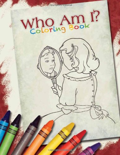 Read Online Who Am I? Coloring Book ebook