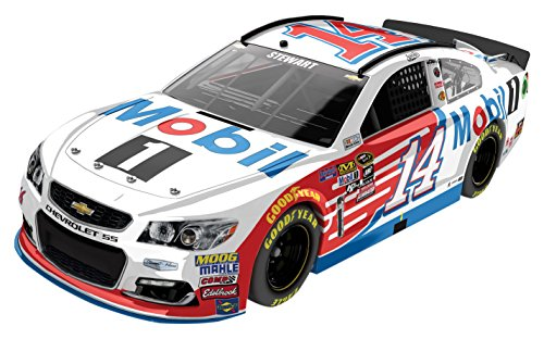 Lionel Racing Tony Stewart #14 Mobil 1 2016 Chevrolet SS NASCAR Diecast Car (1:64 Scale) by Lionel Racing