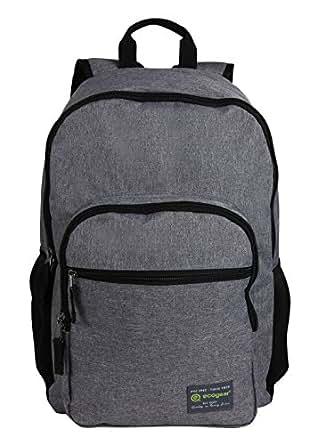 ecogear Dhole Backpack, Heather Grey, One Size