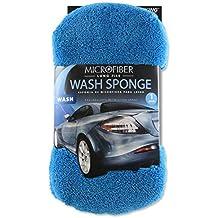Viking 844300 Long Pile Microfiber Car Wash Sponge - Colors May Vary