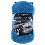 VIKING 844300 Long Pile Microfiber Car Wash Sponge - Colors May Vary