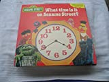 : What Time Is It On Sesame Street? - Sealed