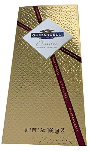 Ghirardelli Chocolate Classics Small Prestige Collection Gift Box (Ghirardelli Chocolate Gift Boxes)