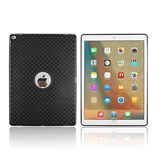 BoriYuan iPad Mini 360 Degree Rotating Stand PU Leather Case Protective Flip Folio Detachable Soft Rubber Cover For Apple iPad Mini 1/ Mini 2/ Mini 3 with Card Slot+Screen Protector+Stylus (Black) Photo #7